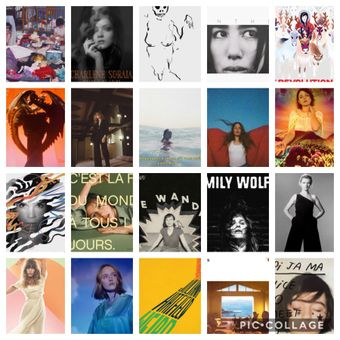 Female Albums 2019 - The Spotify Community