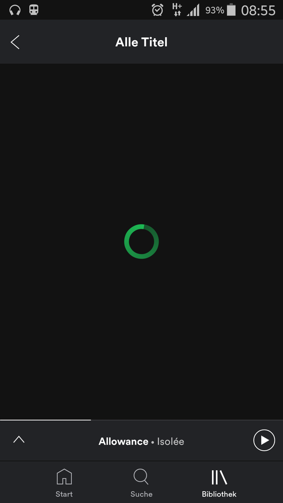 what is downloading on spotify
