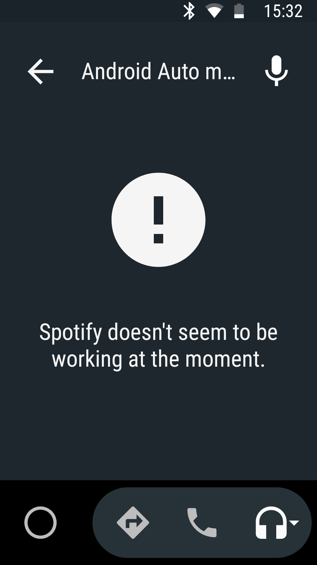 Android Auto - Spotify doesn't play offline - The Spotify Community