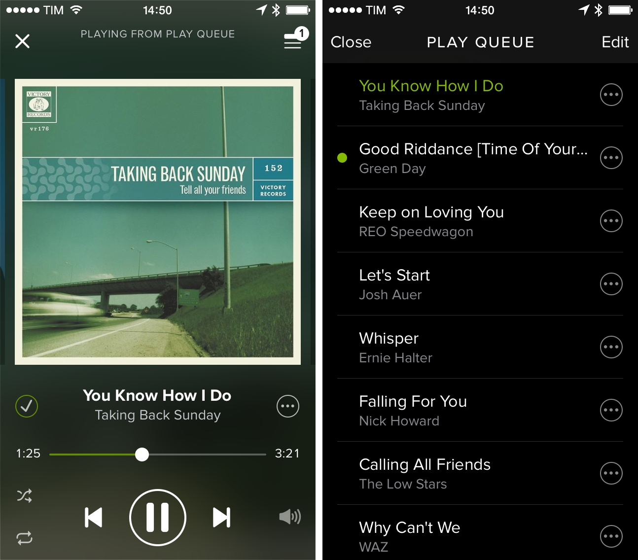 can you listen to spotify through browser