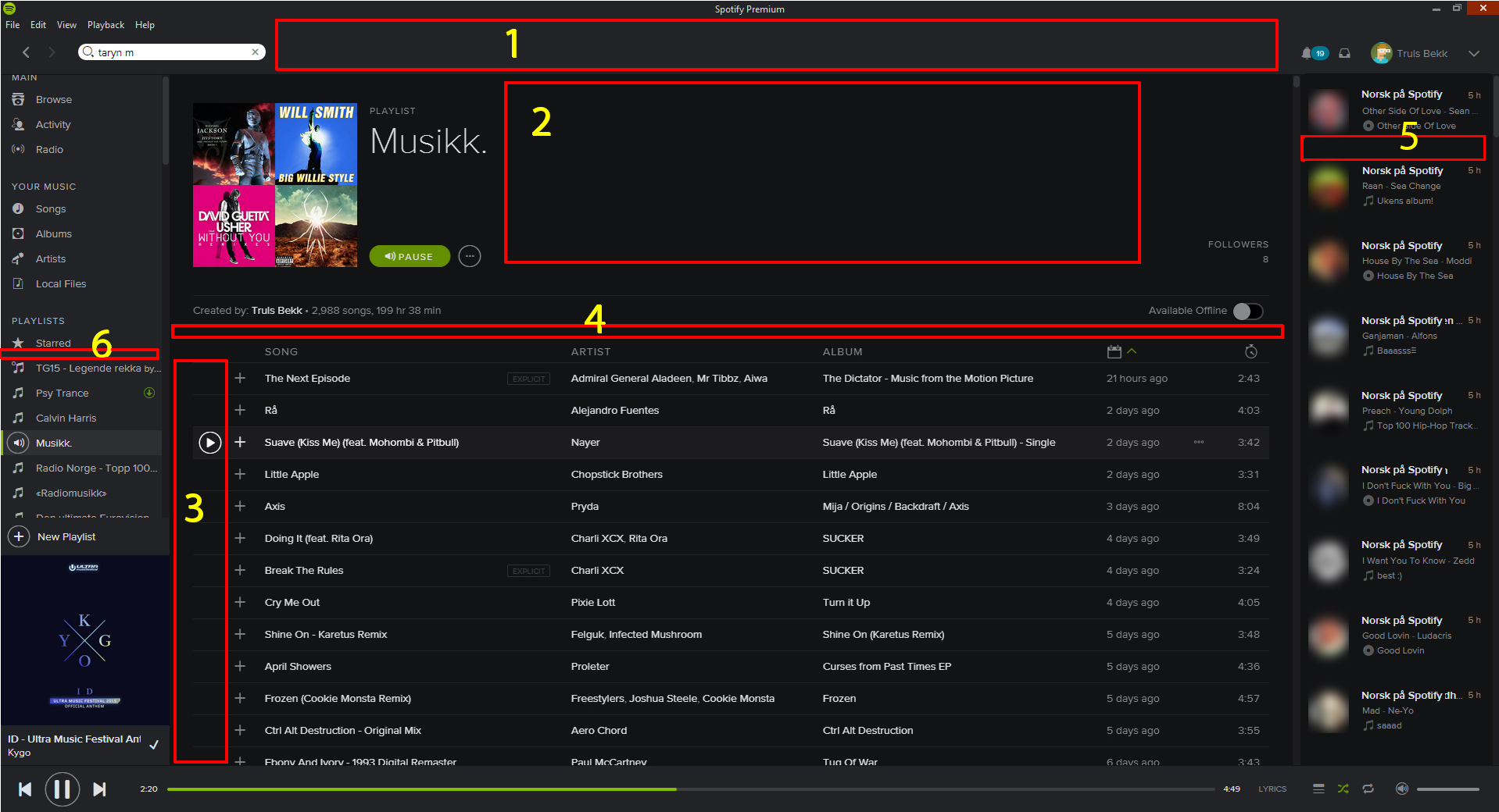 how to get spotify to play when screen is closed