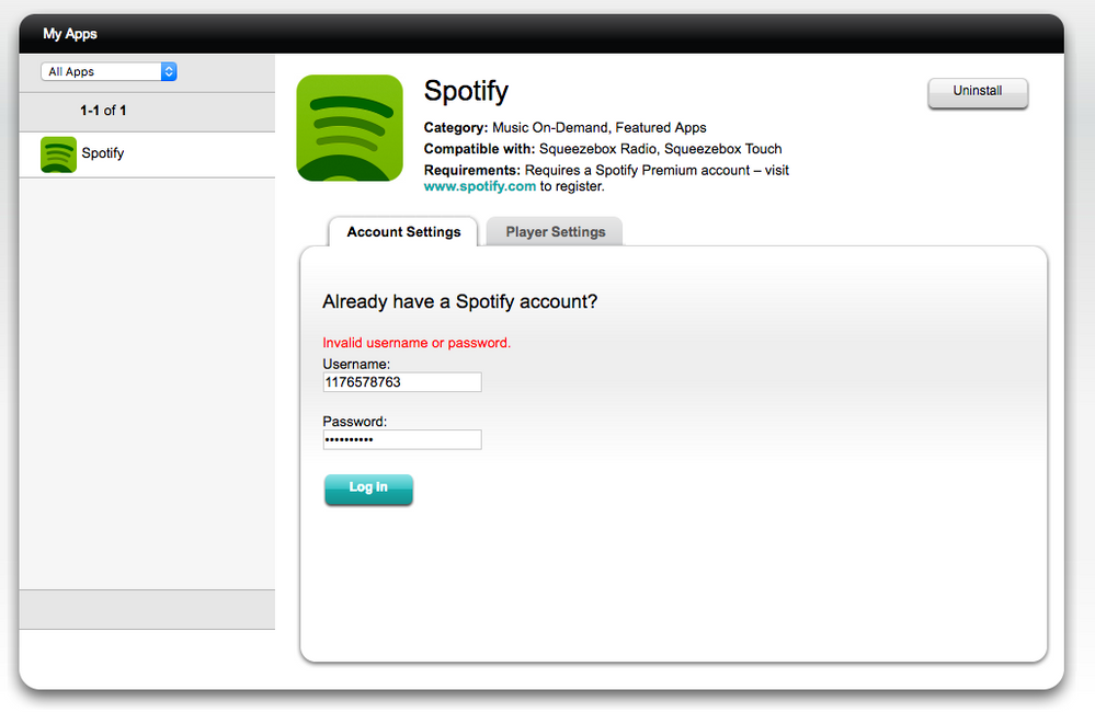how to change spotify password with facebook