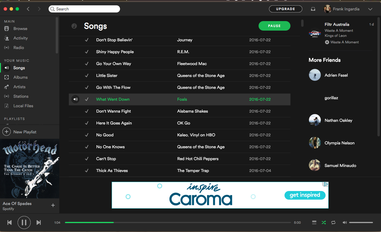 how to stop ads in spotify