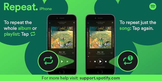 musica da spotify su ipod