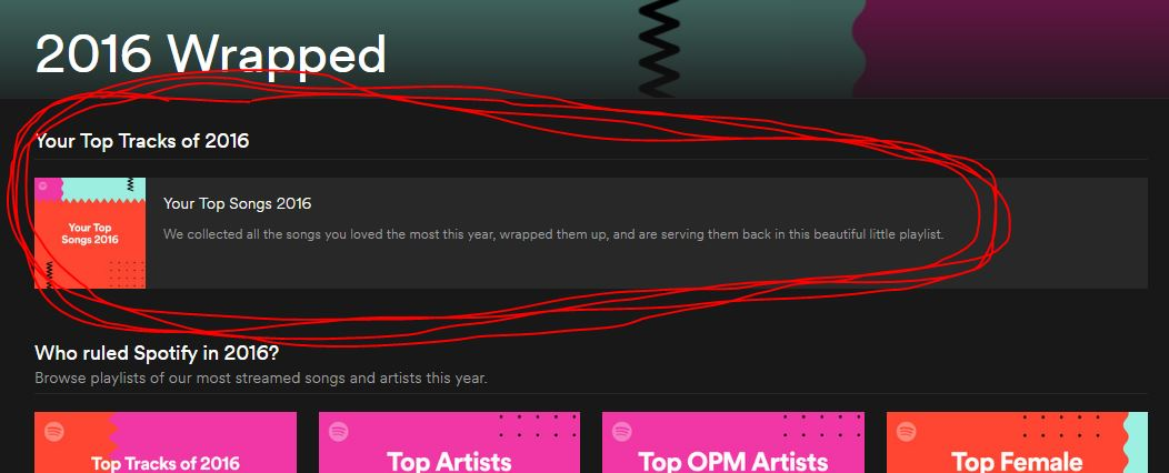 spotify 2019 unwrapped