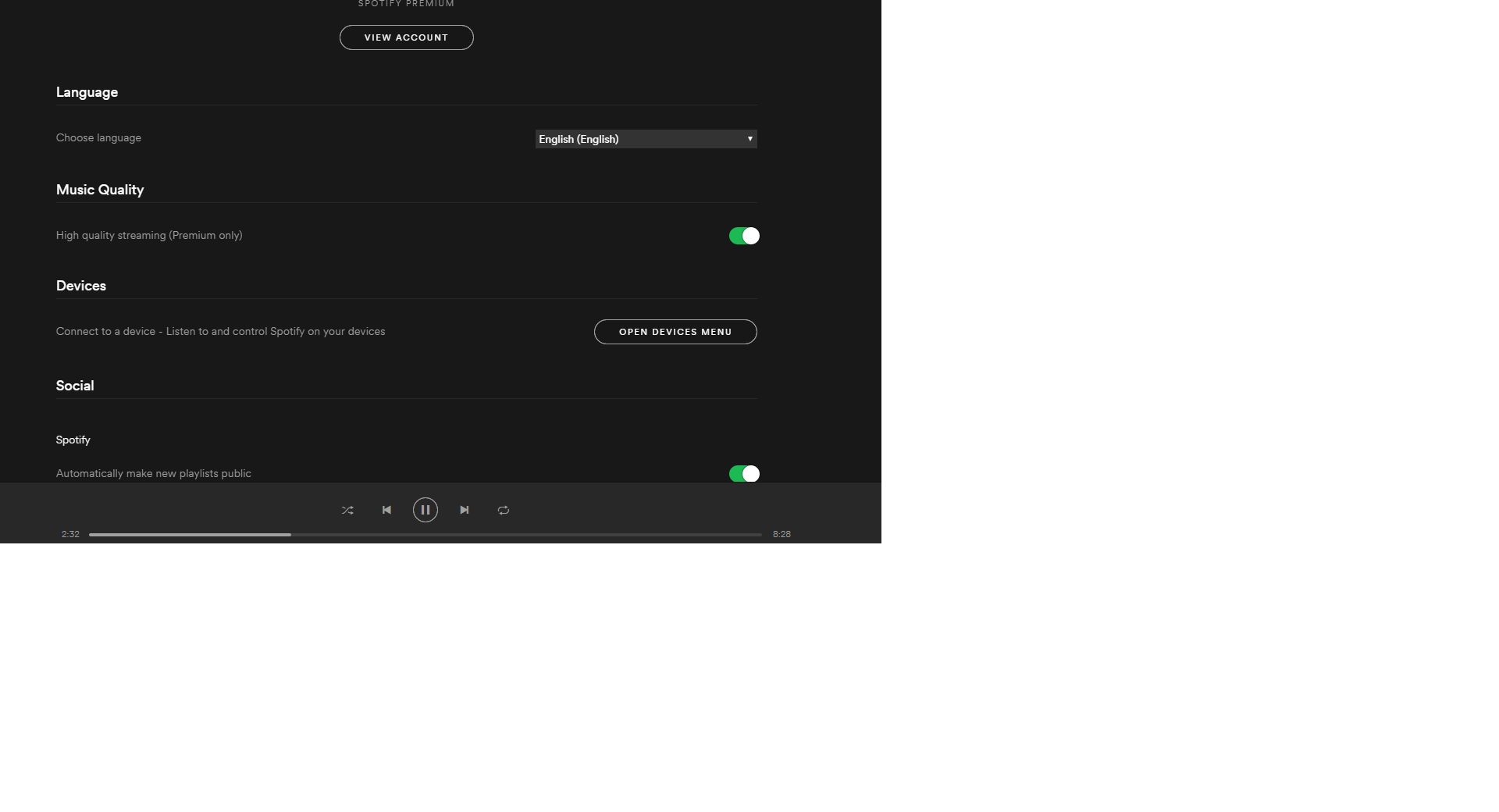 how to stop spotify from autoplay