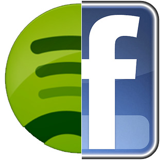 how to delete spotify from facebook