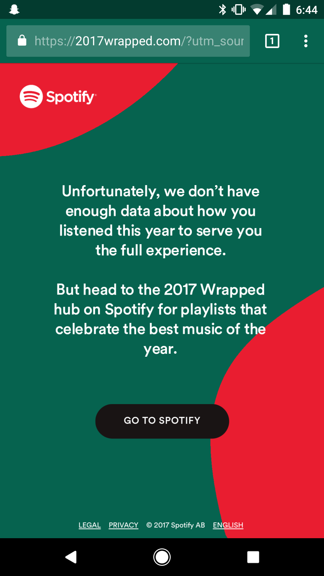 spotify your 2019 wrapped