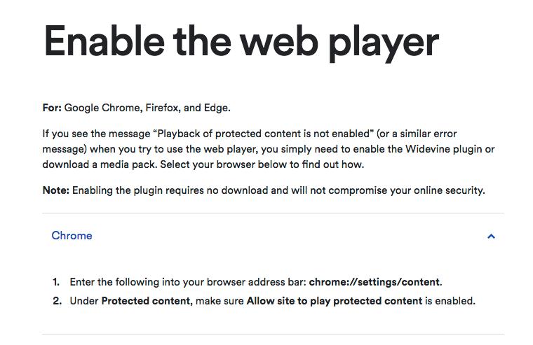 cant access plugins chrome