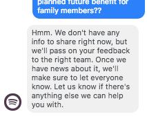 spotify hulu family plan