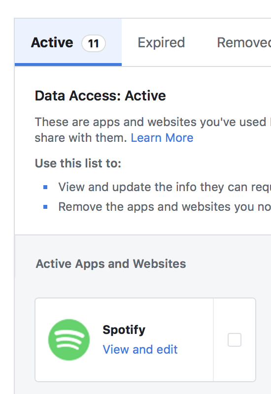 Solved Login With Facebook Not Working The Spotify Community