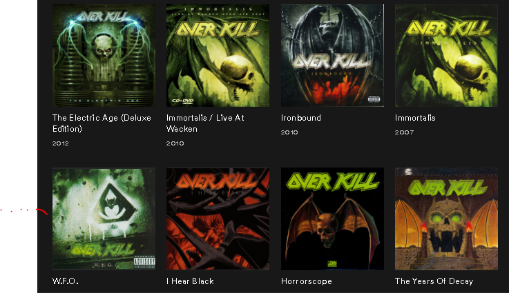 lil peep discography spotify