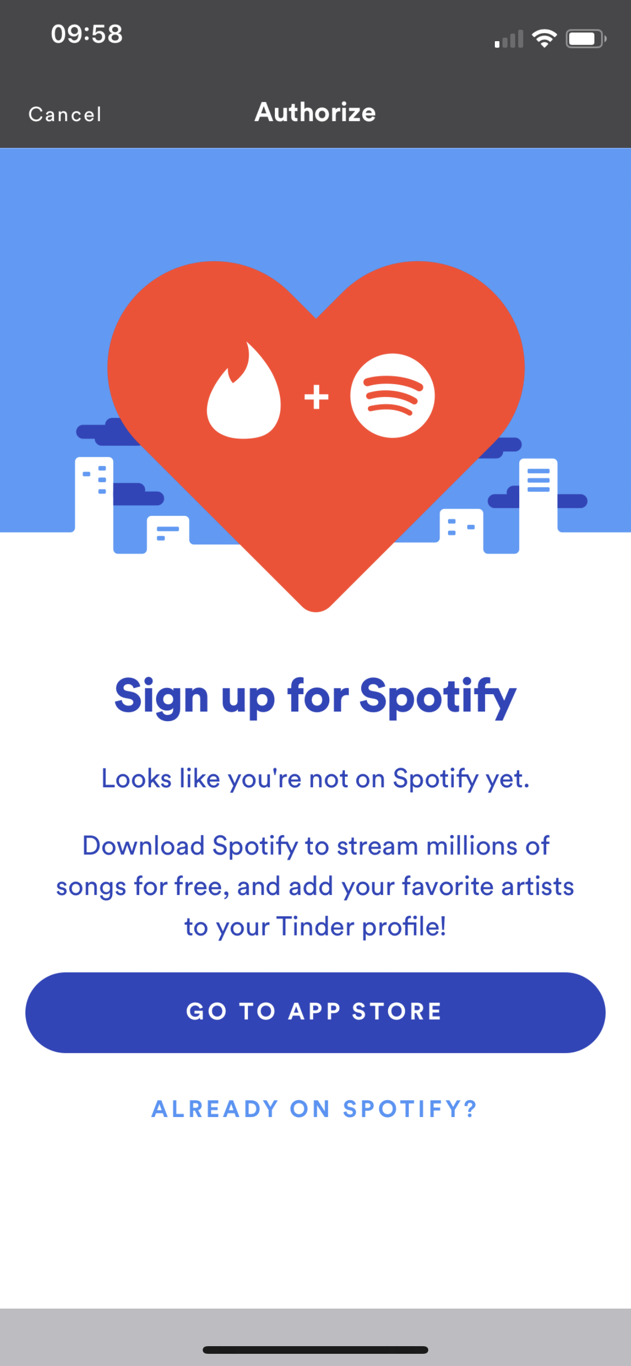 how to sign up for tinder