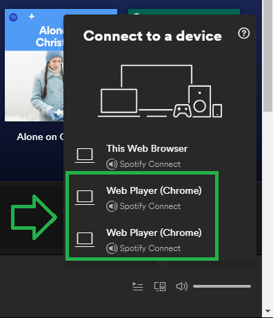 Too Many Tabs But In Error The Spotify Community